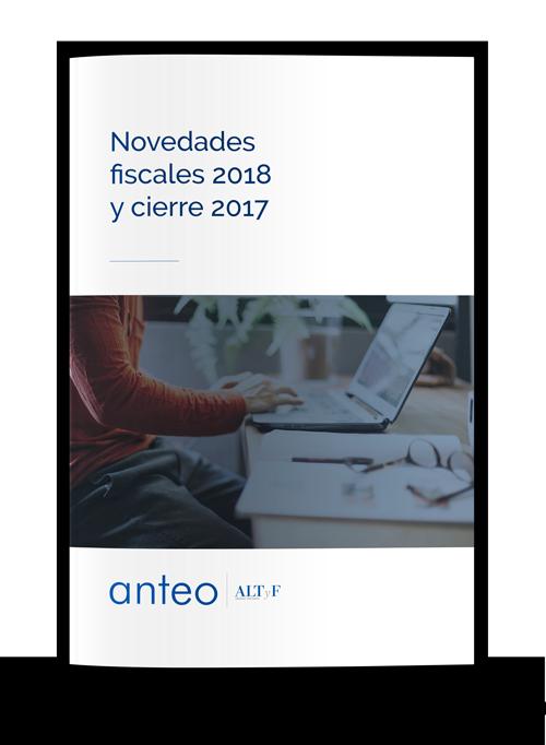 Ebook novedades Fiscales y Cierre