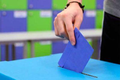 permiso retribuido para votar