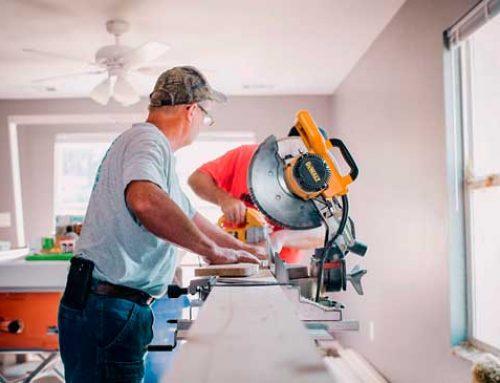 ¿Quién debe pagar las obras en una vivienda de alquiler?