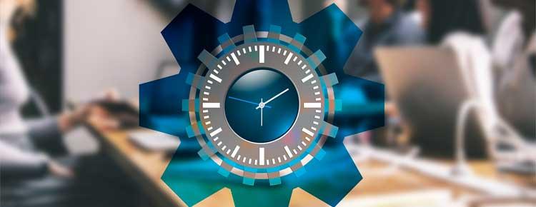 servicio registro horario empleados